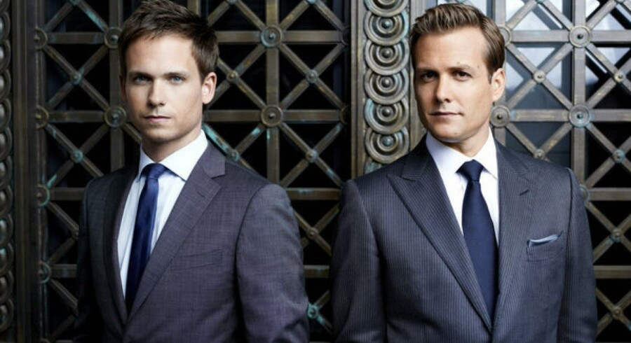 Suits - topper Flixfilms Netflix-hitliste.
