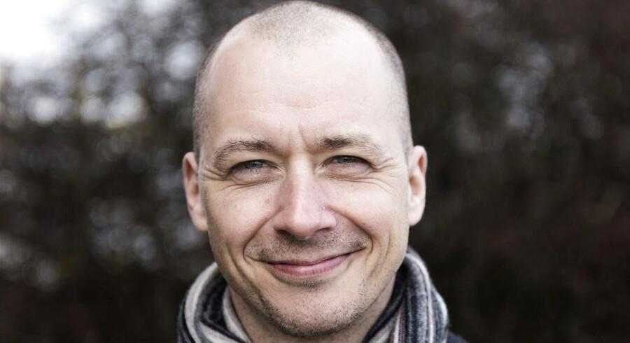Mark Stokholm, vært i Aftenshowet, har nu undskyldt overfor Thomas Banke for at bede ham tage en narkotest på direkte tv.