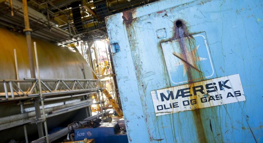 ARKIVFOTO: A.P. Møller-Mærsk har fået grønt lys af EU-Kommissionen til at afhænde olieselskabet Maersk Oil til franske Total.