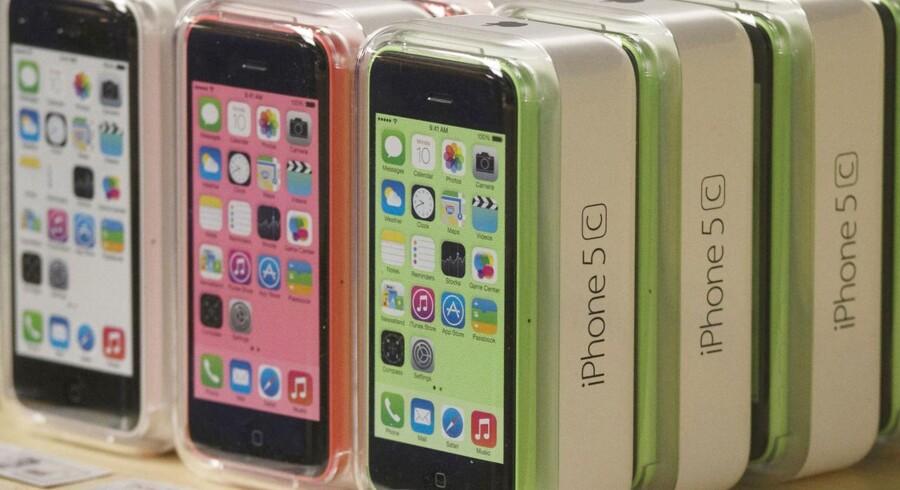 Apple mener, at iPhone indeholder enestående teknologi, som producenter af Android-baserede telefoner har stjålet.