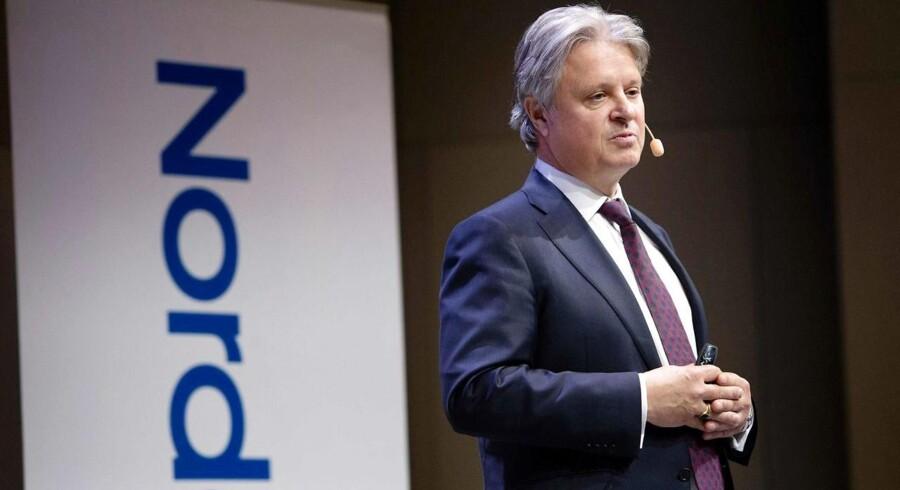 Nordea CEO, Casper von Koskull.