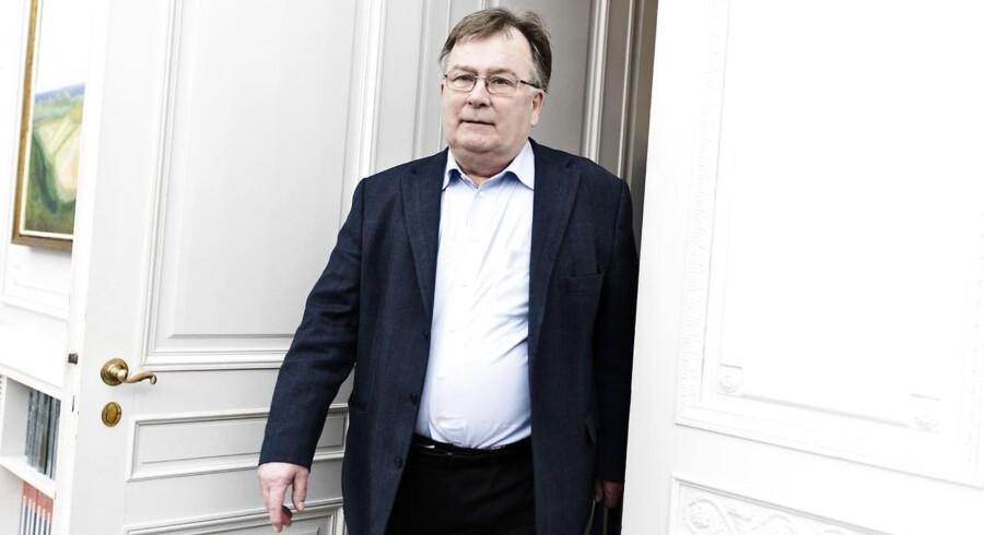 Finansminister Claus Hjort Frederiksen (V). ARKIVFOTO.
