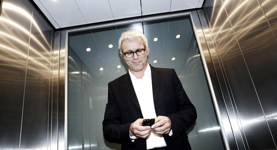 Telenors topchef, Jesper Hansen, må erkende, at der stadig venter et stort arbejde med at sparke gang i forretningen.