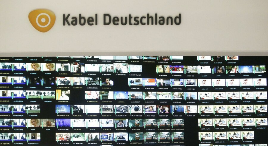 Tysklands største kabel-TV-selskab, Kabel Deutschland, kommer nu på britiske hænder. Foto: Lisi Niesner, Reuters/Scanpix