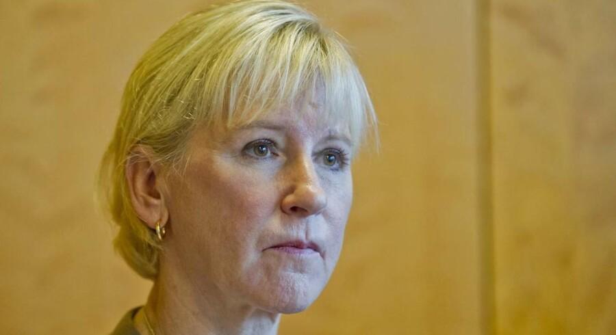 Arkivfoto. Saudi-Arabien får svensk udenrigsminister strøget af talerlisten ved møde i Den Arabiske Liga.
