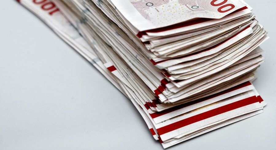 Et dansk aktieselskab skal i dag have 500.000 kroner i kapital. Det vil regeringen nedsætte til 400.000.