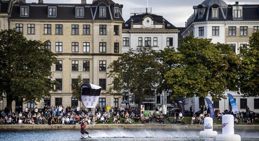 Det er første gang at VM i Swoop Freestyle finder sted. Og København har fået æren.
