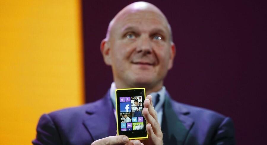 Microsofts køb af Nokia kan sammenlignes med Googles køb af Motorola sidste år, vurderer teleanalytiker. Foto: Scanpix