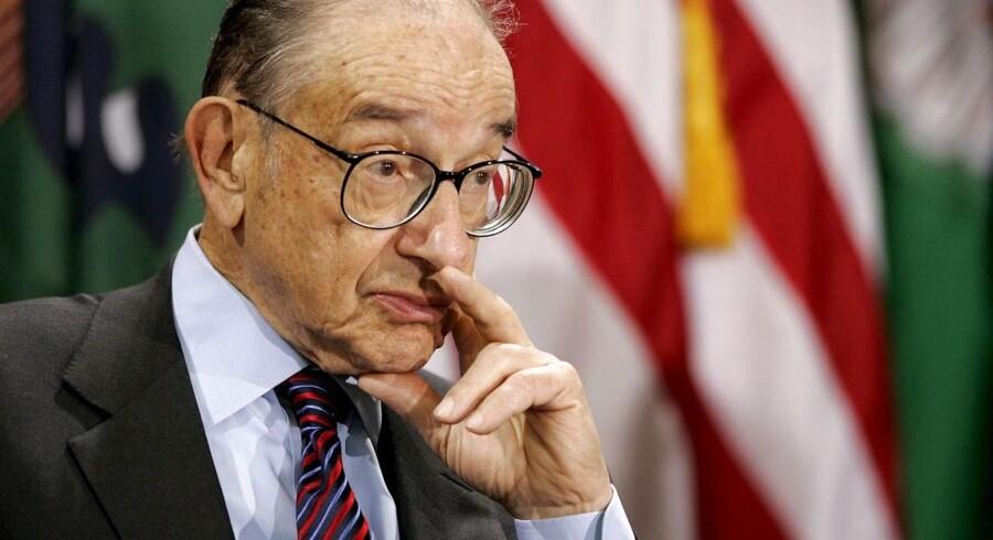 Med sin erfaring som chef for den amerikanske nationalbank i 19 år, ved Alan Greenspan sikkert mere end de fleste. Han har i sin embedsperiode været igennem både kriser og opsving i økonomien.