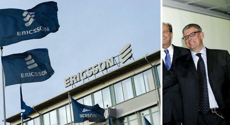 I dag har Ericsson offentliggjort, at deres nye CEO bliver Börje Ekholm