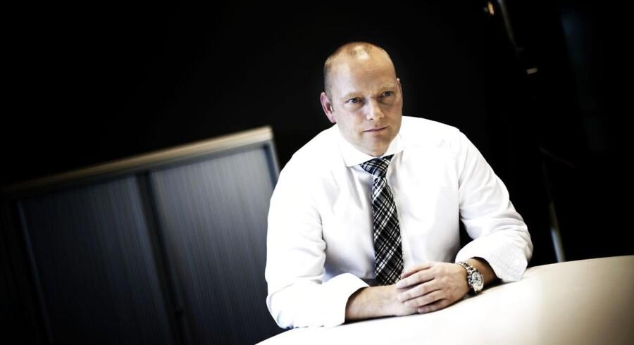Adm. direktør i Telia, Søren Abildgaard.