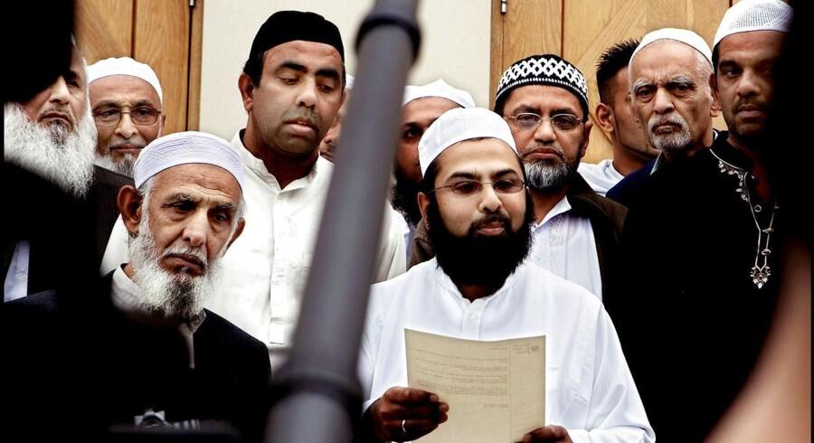 Arkivfoto. Britiske imamer afviser at begrave Londons attentatmænd