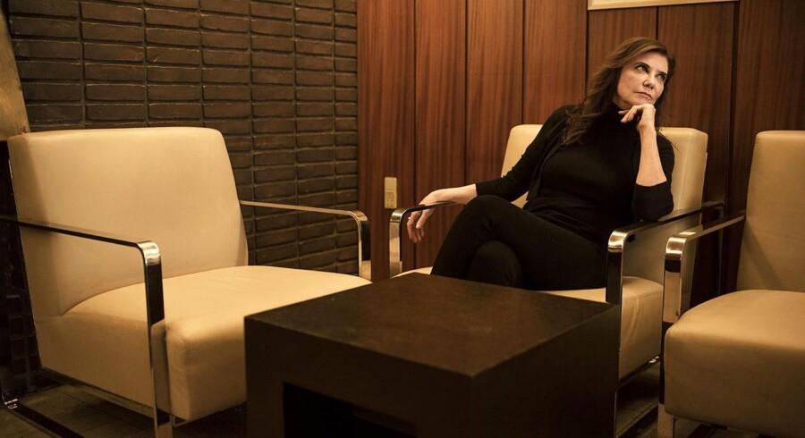 Portræt af Ivana Chubbuck. Ivana er acting coach for mange af de helt store skuespillere som Jared Leto, Eva Mendes, Jim Carrey og Beyonce.De senere år har hun hjulpet mange danske skuespillere til at blive klar til den internationale scene.