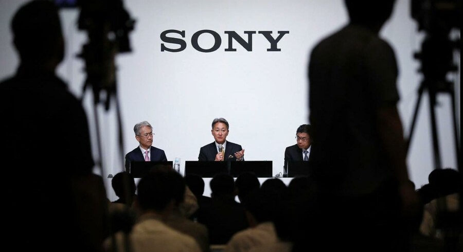 Kazuo Hirai, Sonys CEO.