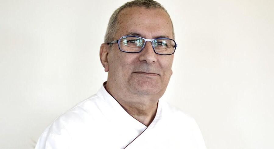 Michel Michaud, kok, køkkenchef , Brøndums Hotel Skagen.