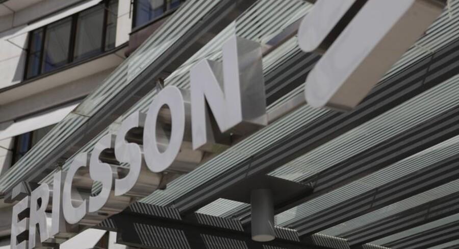 Mobilgiganten Ericsson lukker en afdeling i Lund men udbygger sin forskning og udvikling. Foto: Ericsson