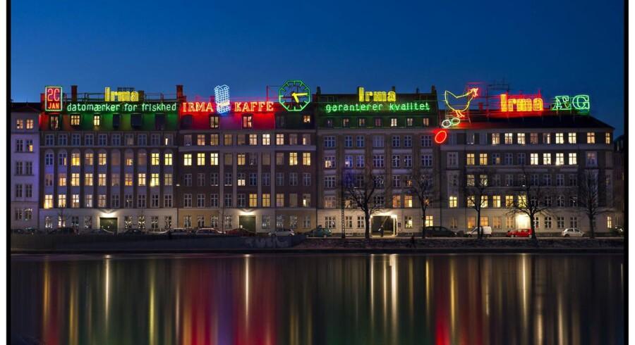København trækker ikke helt så mange nye borgere til byen som tidligere. Foto: Torben Christensen