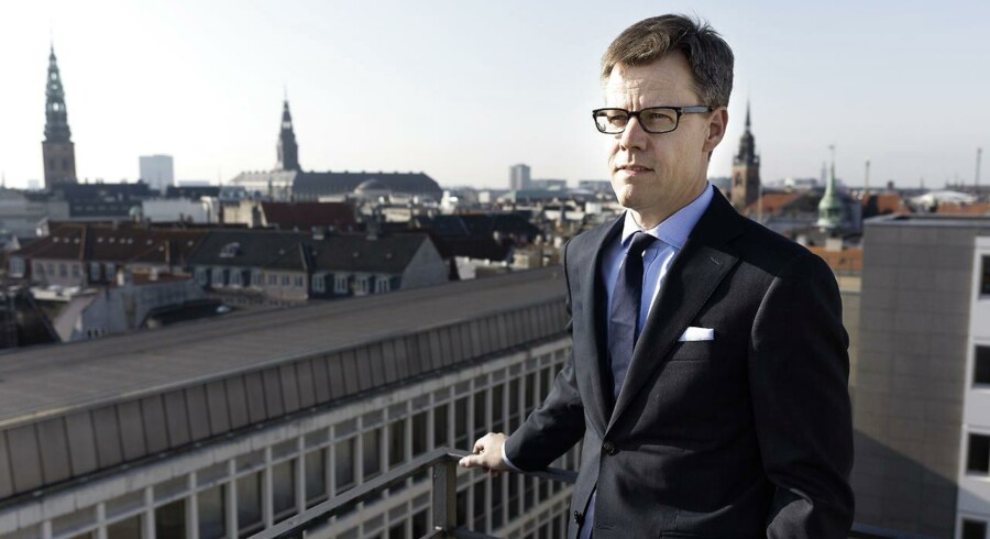 Egmonts administrerende direktør Steffen Kragh tjente godt sidste år.