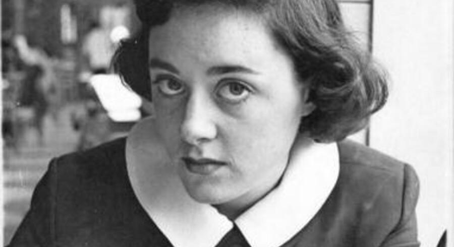 Talentfulde Pamela Moore tog sit eget liv i 1964, kun 26 år gammel. Foto: Peter Basch.