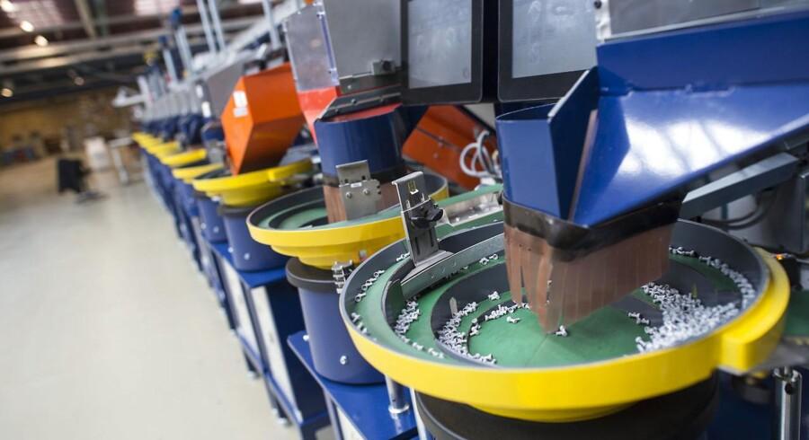 Lego udvider produktionen i Danmark, Ungarn og Mexico. Arkivfoto.