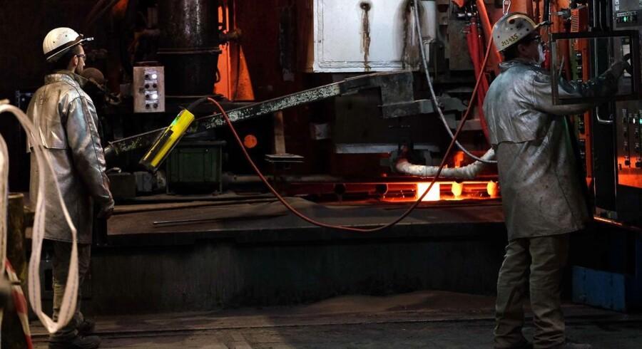 Det er det tyske nationale center for it-sikkerhed, som oplyser, at et hackerangreb mod et stålværk har fundet sted, men uden at oplyse, hvilket stålværk der er ramt.