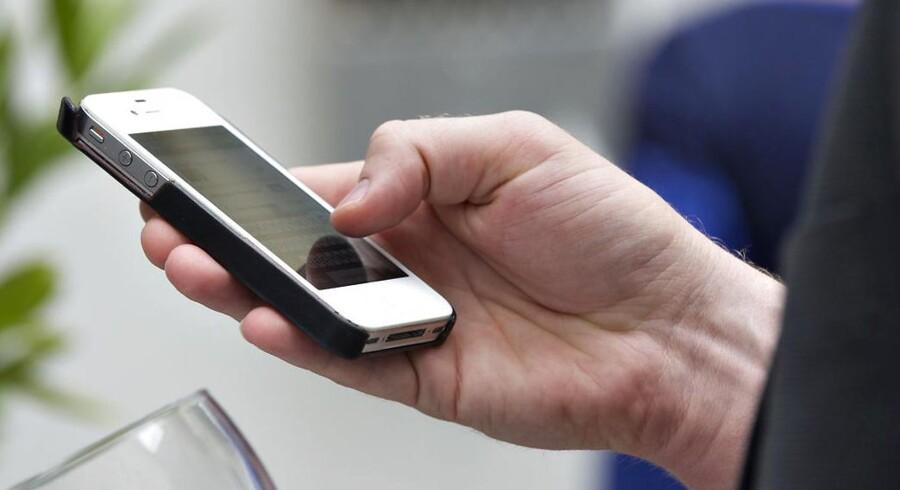 MobilePay og Swipp kæmper for erhvervslivets gunst i kampen om at blive den foretrukne mobile løsning for betaling.