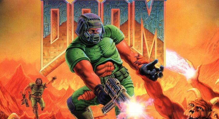 Det fjerde spil i Doom-serien er både et teknisk mesterværk på konsollerne og PC.
