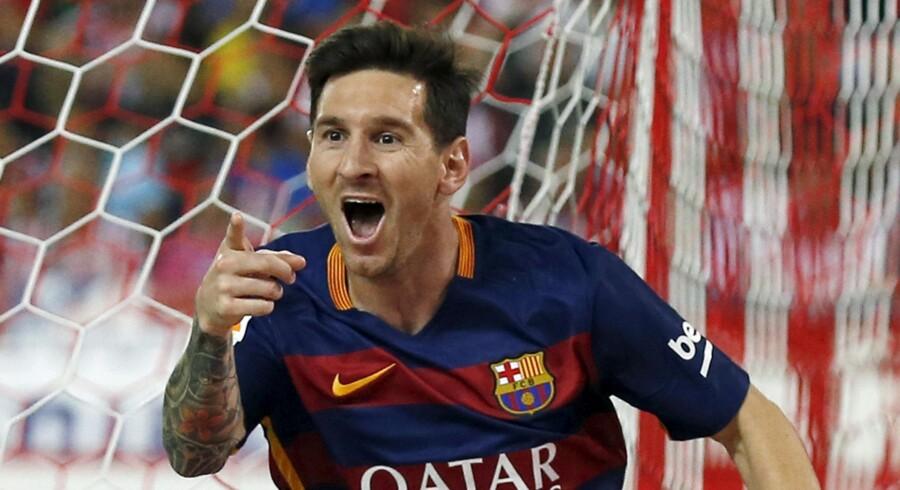 Søren Anker Madsen lader drenge og piger drømme sig til Camp Nou med bogen »Drengen, som var verdens bedste fodboldspiller«.