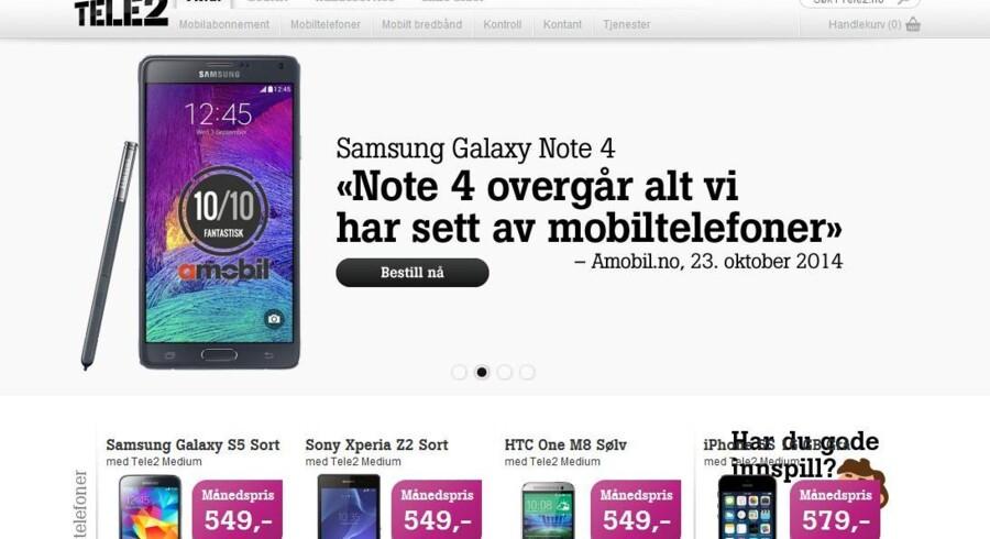 Nordens største teleselskab, Telia, som samtidig hører til blandt verdens ti største mobilselskaber, har lagt bud på den norske gren af Tele2, men konkurrencemyndighederne i Norge er ikke tilfredse.