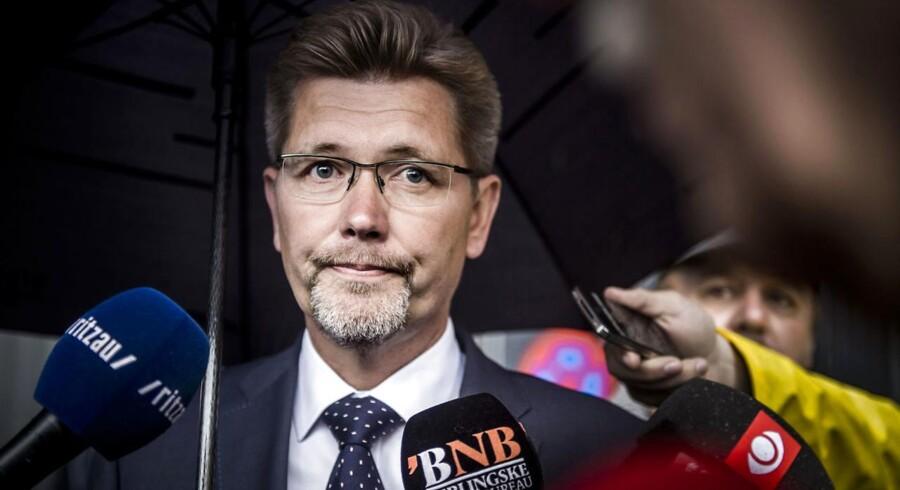 Frank Jensen retter hårdt angreb mod regeringen i kølvandet på stramninger på parkeringsområdet.