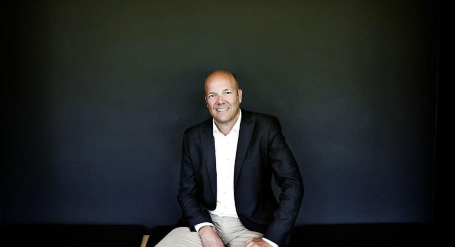 Christian Sagild, direktør i Topdanmark.
