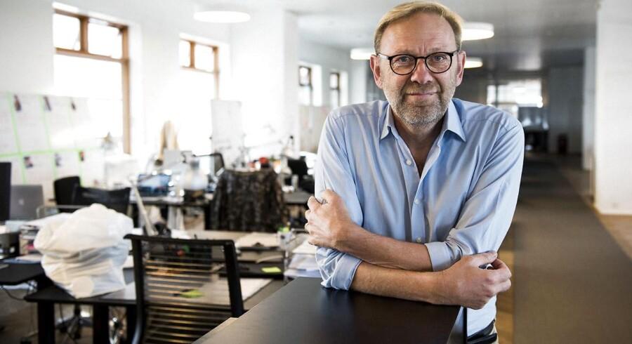 Michael Dyrby er ny chefredaktør på BT