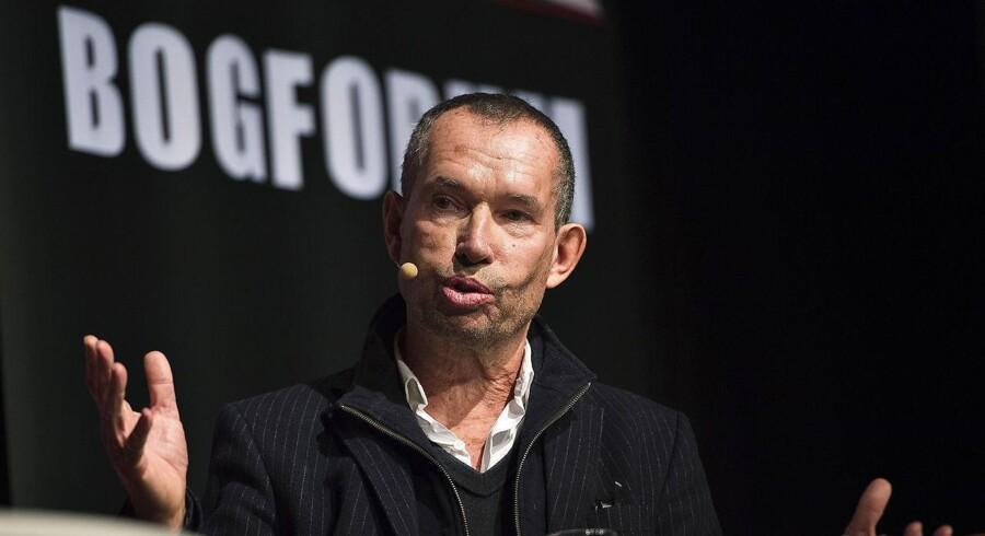 Rettighederne til Carsten Jensen (her på Bogforum i 2015) er overdraget til Marlowfilm, der ønsker at udvikle den til en TV-serie.