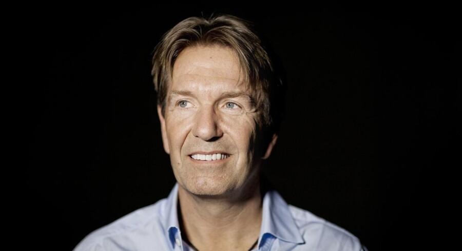 Interview med Erik Damgaard i forbindelse med seminar om Damgaards nye børsrobot, Straticator torsdag d. 6. februar 2014 i Valby.