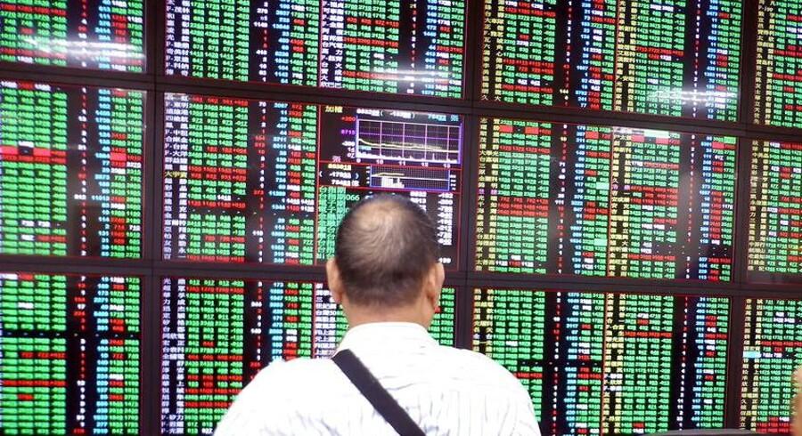 De fjernøstlige aktiemarkeder startede den ny uge med blandede udsving, men i takt med at dagen er skredet frem, har den positive indstilling fået overtaget.