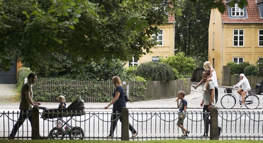 Frederiksberg er den mest populære bydel blandt københavnere.