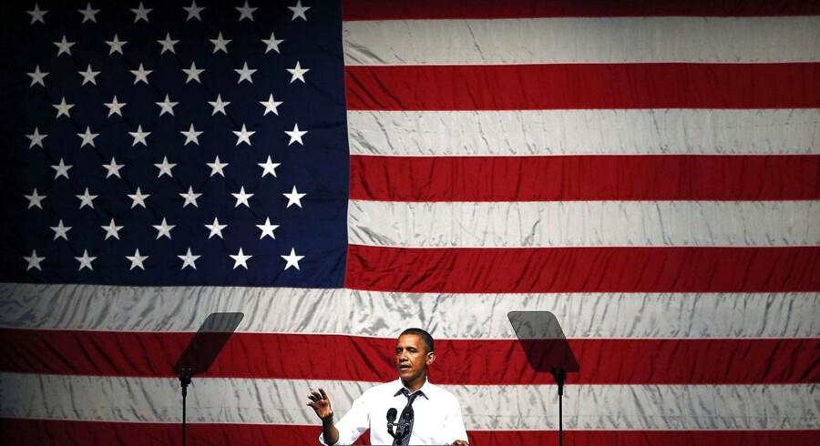 Den amerikanske PTC-ordning skaber en stor mængde ordrer for Vestas, der i 2016s døende dage høster den ene ordre efter den anden. PTC-ordningen blev i starten af året forlænget i fire år med et års retroaktiv virkning under den afgående præsident, Barack Obama (billedet).