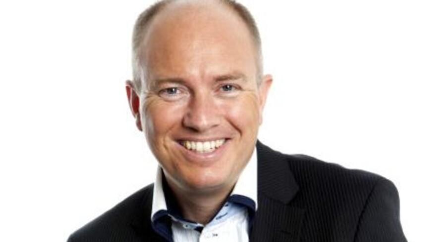 Peter Mægbæk Madsen var med Fullrate med til at presse bredbåndspriserne i Danmark ned. Nu forlader han det i dag TDC-ejede selskab.