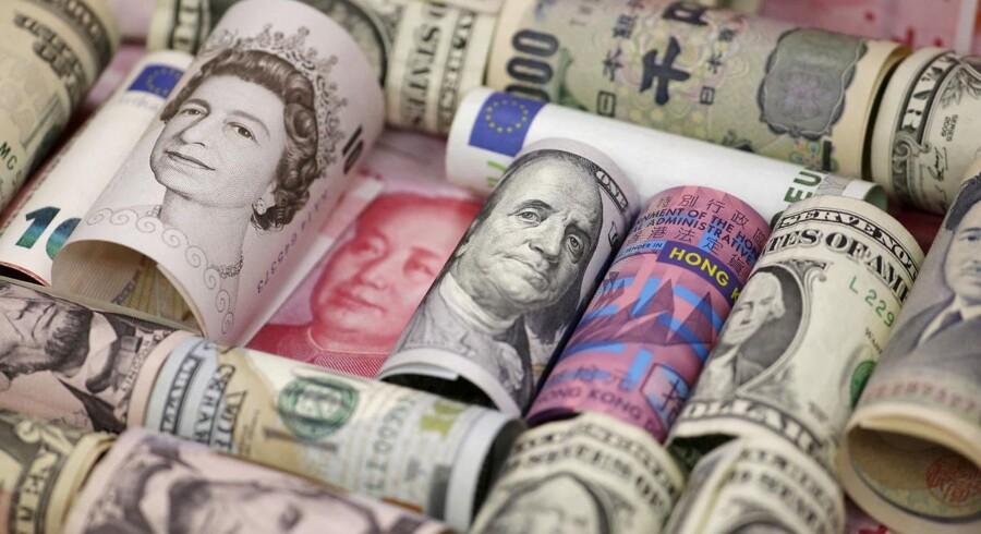 Finansmarkedet har ifølge Bloomberg News kvitteret med en forhøjelse af sandsynligheden for en amerikansk renteforhøjelse i september til 44 pct. fra 22 pct. før fredagens bankmøde.