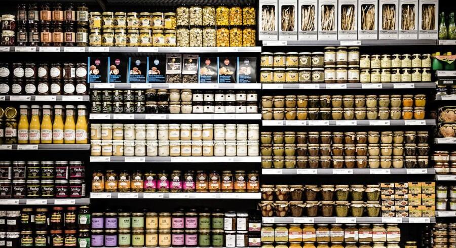 ARKIVFOTO. Pastasovsen er solgt i Meny, Spar, Kiwi og Min Købmand.