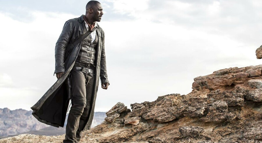 Idris Elba i The Dark Tower.