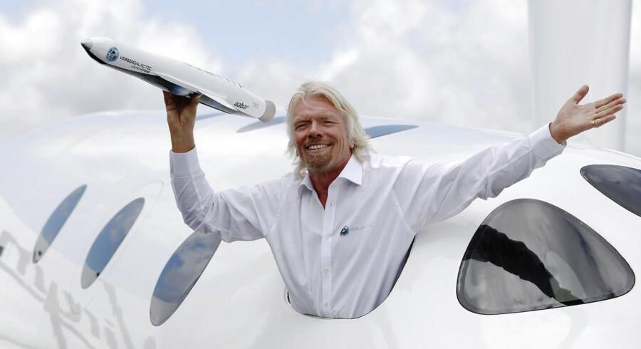 De ansatte i Richard Bransons hovedkvarter må tage fri, hvis de selv mener, at det passer med deres arbejdsopgaver.