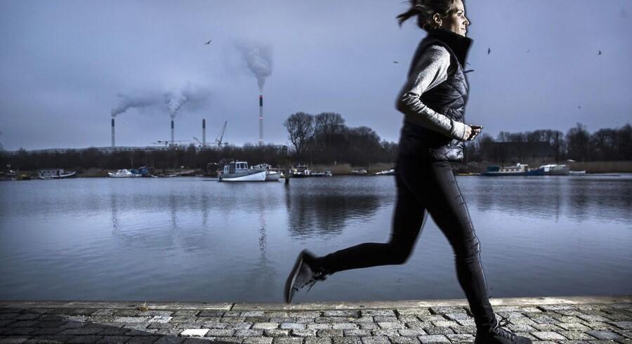 Mette Lykke er i dag international direktør for amerikanske Under Armour, som sidste år købte den danske løbeapplikation Endomondo. Arkivfoto: Thomas Lekfeldt