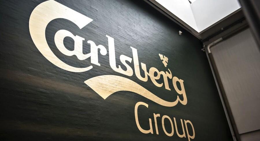 ARKIVFOTO: I april 2016 besluttede regeringen i Bihar at indføre totalforbud mod salg af alkohol, og det fik Carlsberg til at lukke bryggeriet ned.