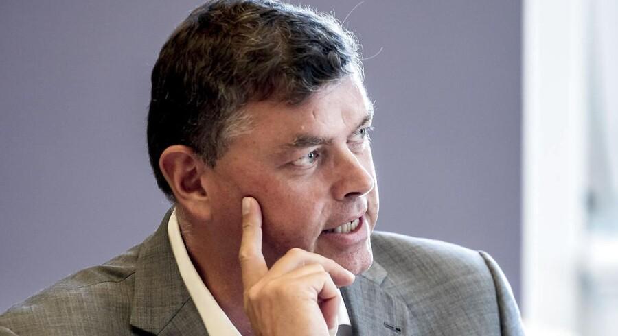 S-medieordfører Mogens Jensen jubler ikke over ny medieaftale.