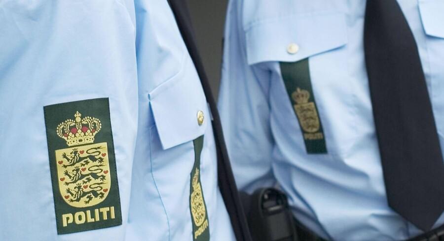 Nordjyllands Politi har anholdt bilist efter torsdagens dødsulykke. Free/Politiet/arkiv