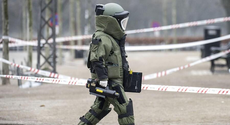 Arkivfoto: På nuværende tidspunkt arbejder medlemslandene på forskellige måder, når et terrorangreb efterforskes, og det skader terrorbekæmpelse, siger chefen for Eurojust, slovakiske Ladislav Harman.