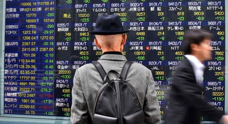 Ifølge den Internationale Valutafond (IMF) udgør vækstlande en stadig større risiko for industrielle landes økonomi.