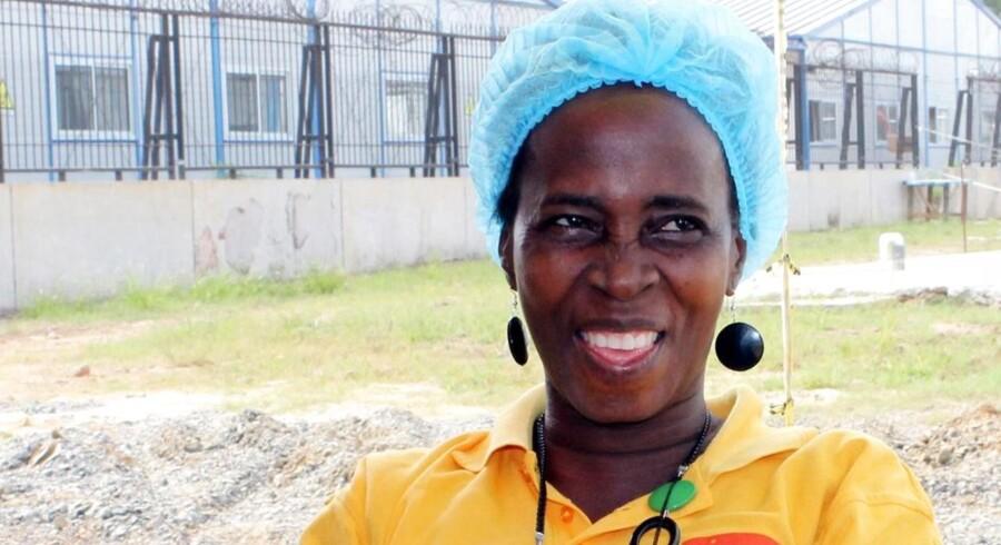 Liberias sidste ebola-patient, den 58-årige lærerinde Beatrice Yardolo, blev torsdag udskrevet fra hospitalet i landets hovedstad, Monrovia.