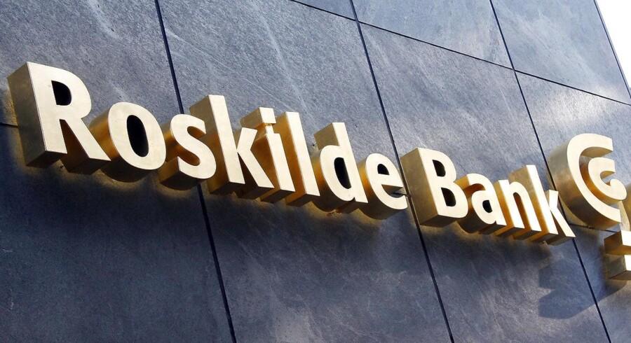 ARKIVFOTO: Den konkursramte ejendomsmatador Carsten Leveau har ikke krav på at få 1,9 milliarder kroner i erstatning i en sag, som udspringer af Roskilde Banks krak i 2008.